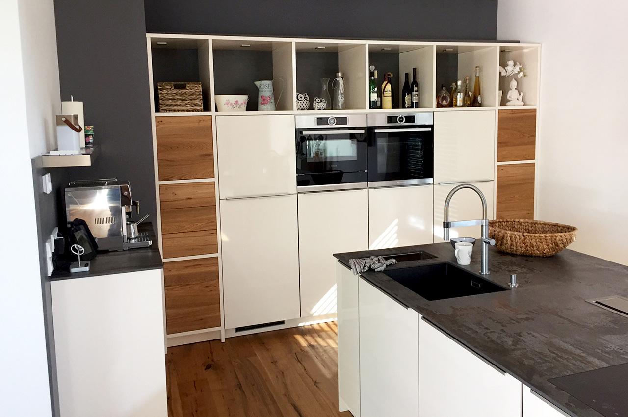 k che wei oder magnolia regal k che selber bauen erfahrung ikea aufbau lieferzeit spritzschutz. Black Bedroom Furniture Sets. Home Design Ideas