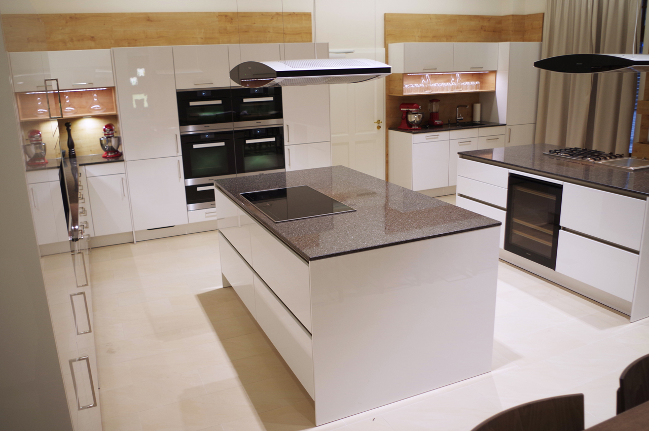 Küchen Granit Arbeitsplatten: Traditionelle