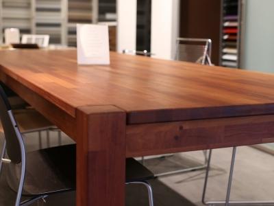 Küchen sonderangebote  Tisch Square   Küchen Krampe