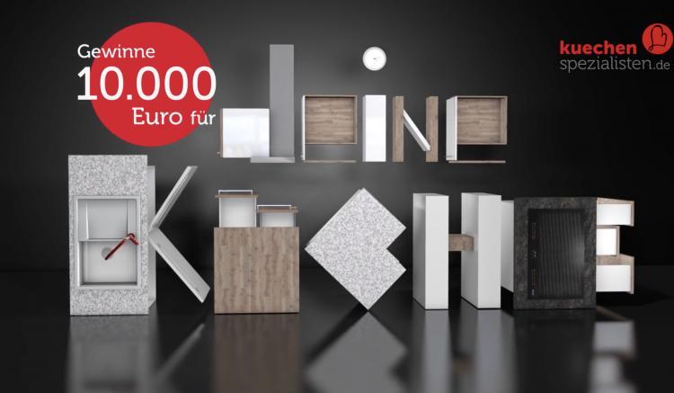 Gewinne 10000 Für Deine Neue Küche Küchen Krampe