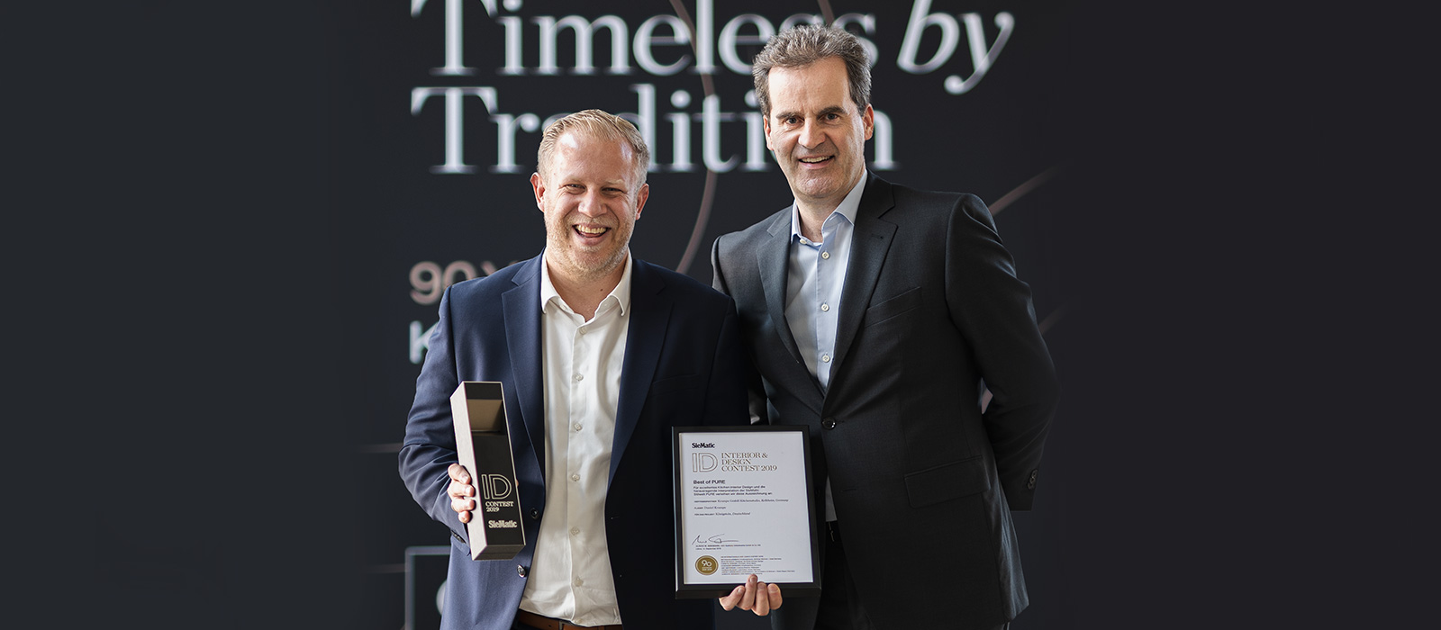 Kueche Krampe Titel Slider SieMatic ID Contest 2019 Best of Pure Daniel Krampe